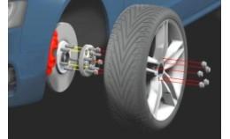 Поступление колёсных проставок