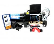 Лебедка Electric Winch 4000lbs / 1800 кг 12V