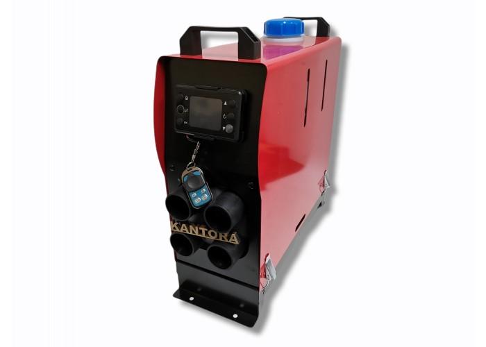Переносной автономный отопитель высокий сухой фен печка микуня 5 кВт 12
