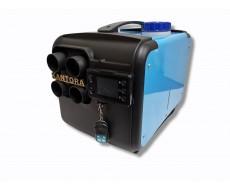 Переносной автономный отопитель 12-220в сухой фен печка 5 кВт