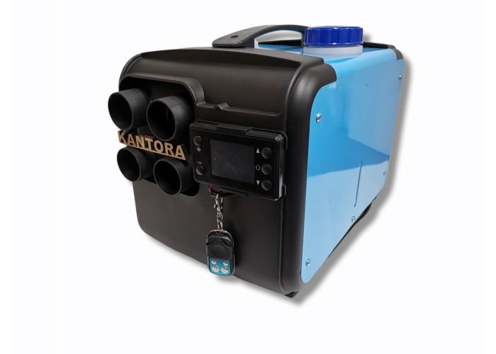 Автономный отопитель переносной  12-220в сухой фен печка 5 кВт