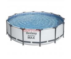 Каркасный круглый бассейн Bestway 56950 427x107 см с фильтр-насосом и аксессуарами