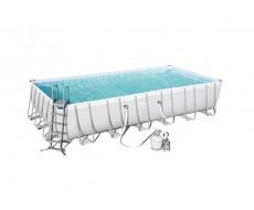 Каркасный бассейн Bestway 56475 732х366х132 см