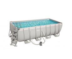 Каркасный бассейн Bestway 56670 488х244х122 см