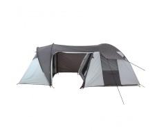Двухкомнатная палатка с тамбуром 6050. 480х240х185 см
