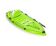 Надувная лодка-каяк Bestway  65097 270х100см + весло, насос