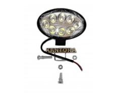 Светодиодная LED фара 24 Вт W 12-24V