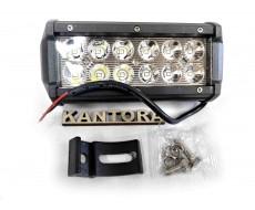 Светодиодная LED фара 36 Вт W 12-24V