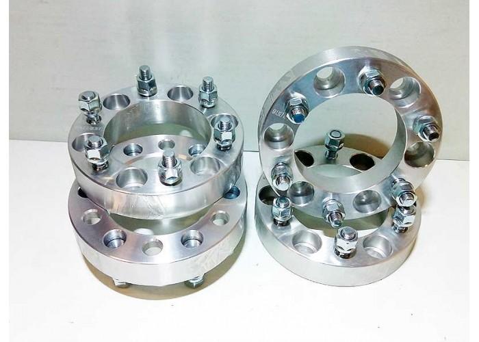 Проставки колесные ступичные 6х139.7 (35мм)