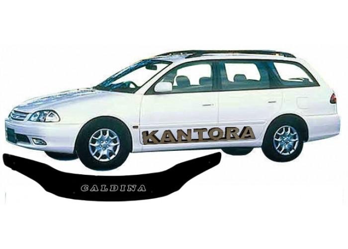 Дефлектор капота Toyota Caldina T210 1997-2002 mb