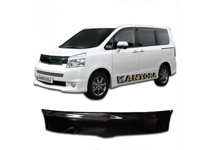 Дефлектор капота Toyota Voxy (R70) 2007-2013 mb