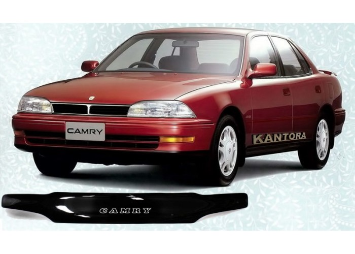 Дефлектор капота Toyota Camry V30 1990-1994 mb
