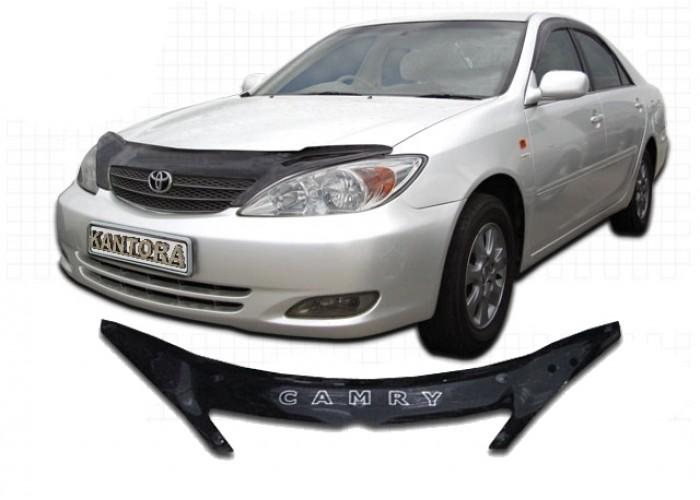 Дефлектор капота Toyota Camry XV30 2001-2006 mb