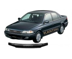 Дефлектор капота Toyota Carina T210 1996-2001 mb