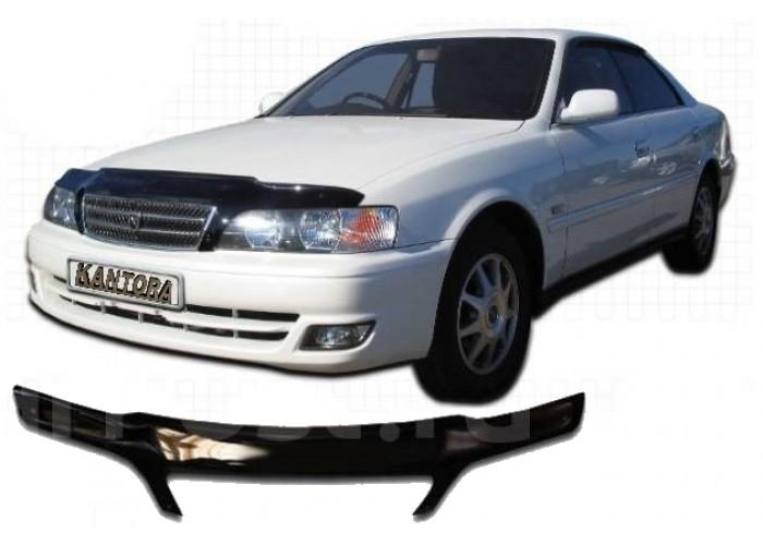 Дефлектор капота Toyota Chaser X100 1996-2001 mb