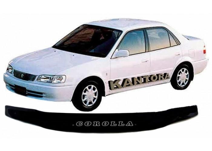 Дефлектор капота Toyota Corolla E110 1995-2000 mb