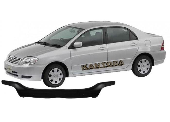Дефлектор капота Toyota Corolla E120 2000-2004 mb