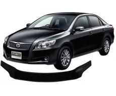 Дефлектор капота Toyota Corolla Axio E140 2006-2012 mb