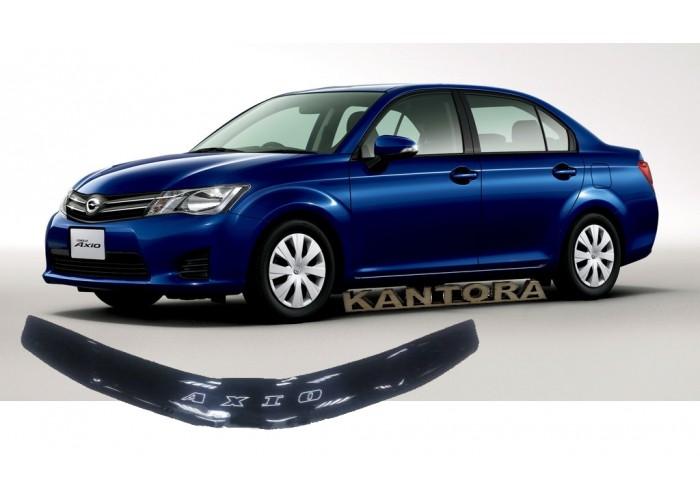 Дефлектор капота Toyota Corolla Axio E160 2012-2015 mb