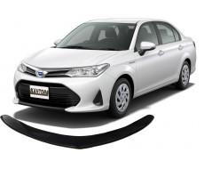 Дефлектор капота Toyota Corolla Axio E160 2015-нв mb