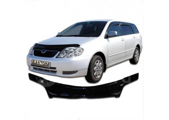Дефлектор капота Toyota Corolla Fielder E120 2002-2006 mb