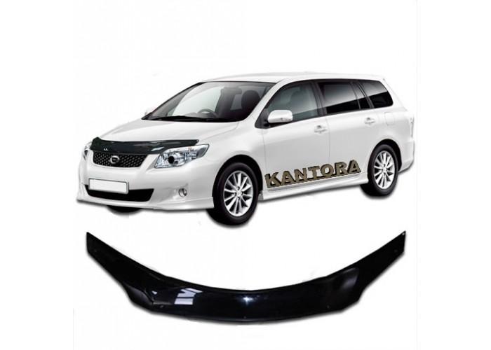 Дефлектор капота Toyota Corolla Fielder E140 2006-2012 mb