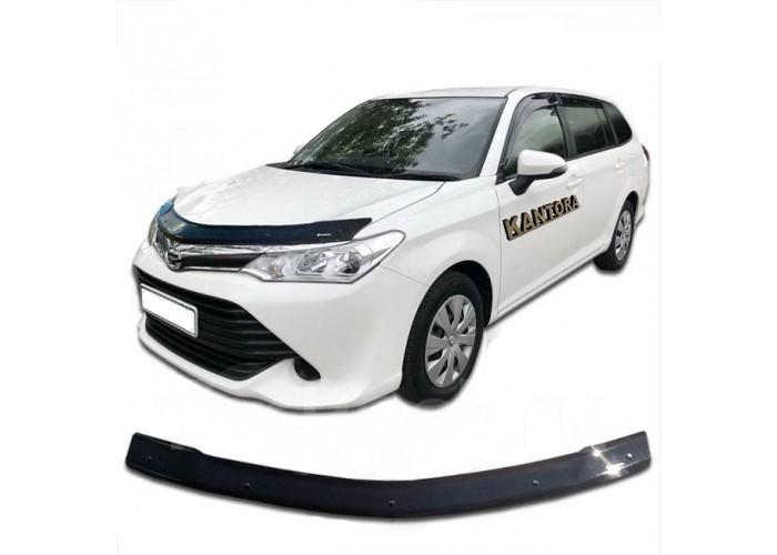 Дефлектор капота Toyota Corolla Fielder E160 2015-нв mb