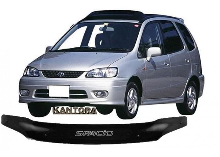 Дефлектор капота Toyota Corolla Spasio E110 1997-2001 mb