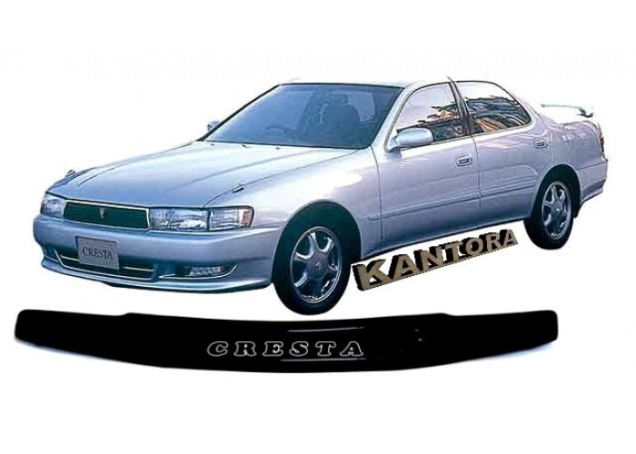 Дефлектор капота Toyota Cresta X90 1992-1996 mb