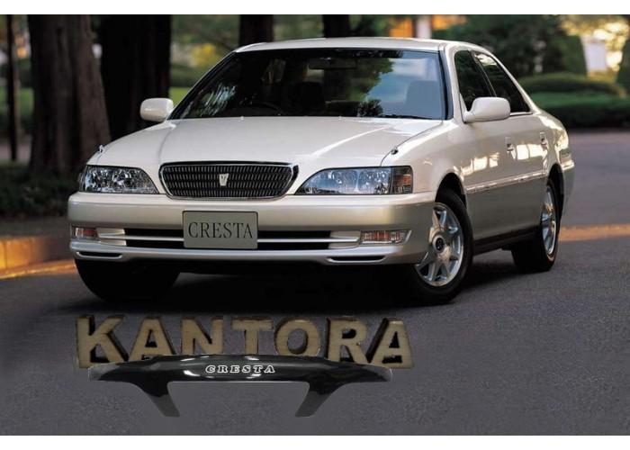 Дефлектор капота Toyota Cresta X100 1996-2001 mb