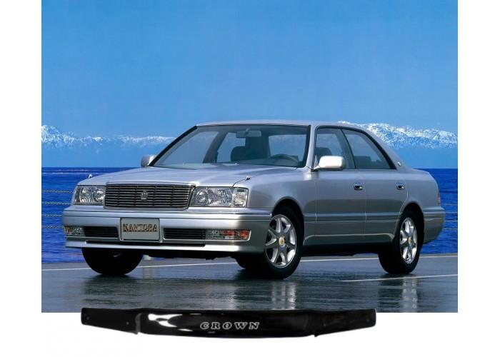 Дефлектор капота Toyota Crown 150 1995-1999 mb