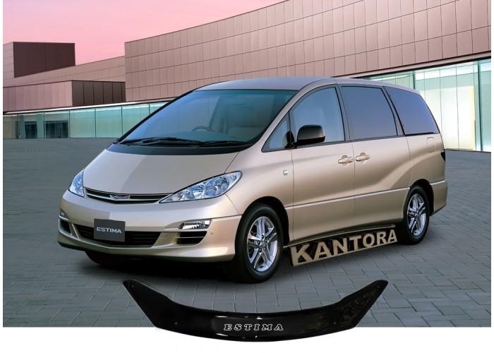 Дефлектор капота Toyota Estima AHR10, XR30, XR40 2000-2006 mb