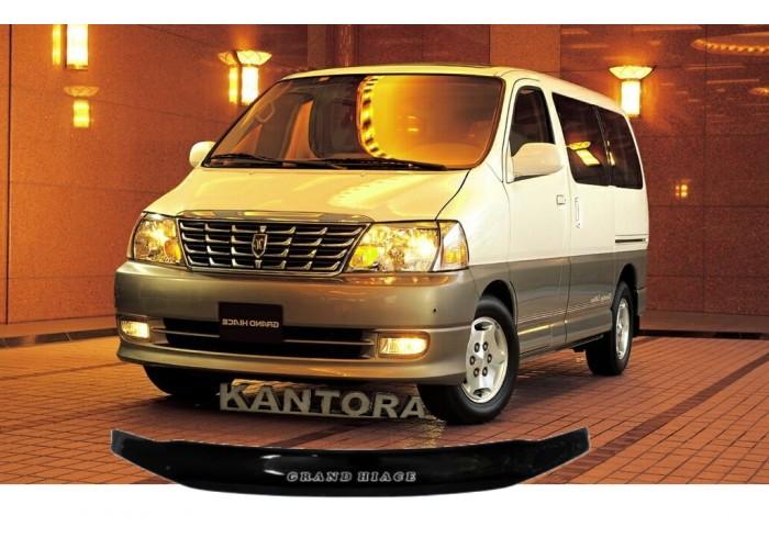 Дефлектор капота Toyota Grand Hiace XH10 1999-2002 mb