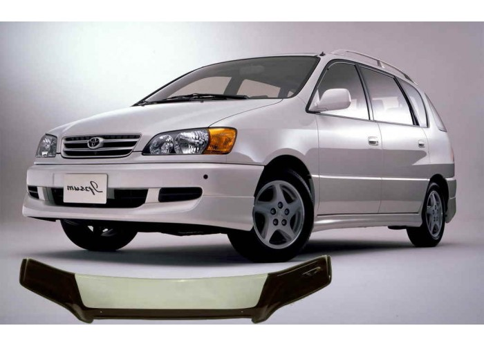 Дефлектор капота Toyota Ipsum SXM10 1996-2001 mp