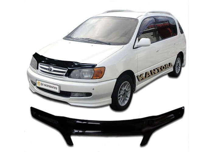 Дефлектор капота Toyota Ipsum SXM10 1996-2001 mb