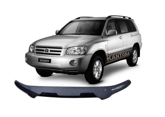 Дефлектор капота Toyota Kluger V (XU20) 2000-2007 mb