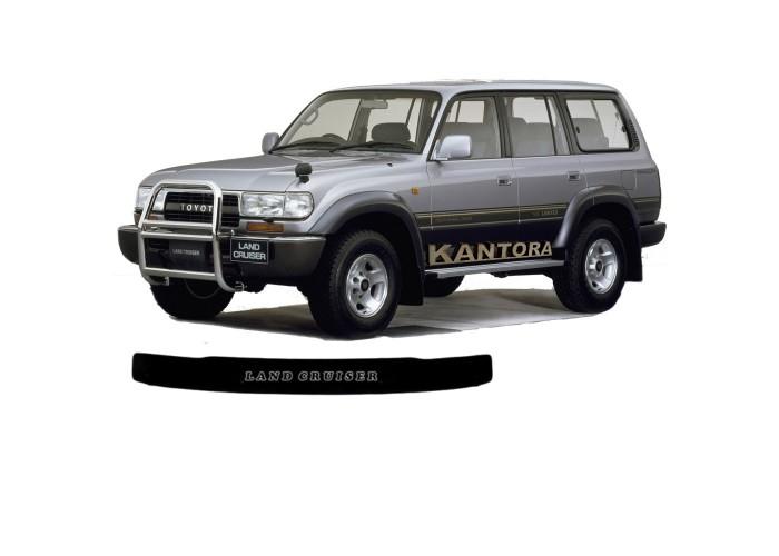 Дефлектор капота Toyota Land Cruiser (80) 1989-1997 mb