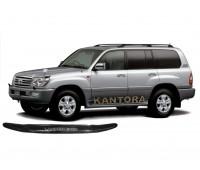 Дефлектор капота Toyota Land Cruiser (100) 1998-2007 mb
