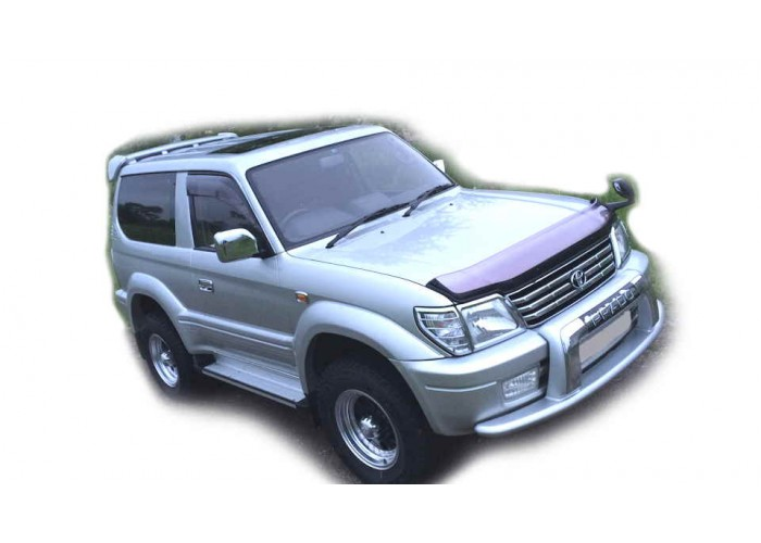 Дефлектор капота Toyota Land Cruiser Prado (J90) 1996-2002 mp