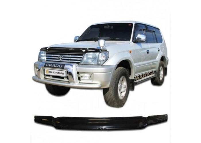 Дефлектор капота Toyota Land Cruiser Prado (J90) 1996-2002 mb