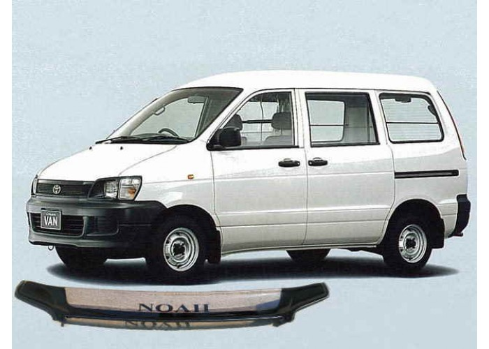 Дефлектор капота Toyota Lite Ace (R40, R50) 1996-2007 mp