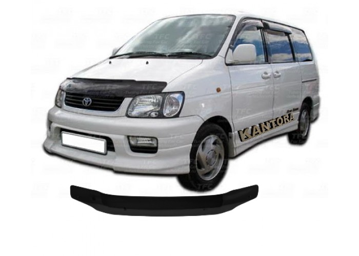 Дефлектор капота Toyota Lite Ace Noah (R40, R50) 1996-2001 mb