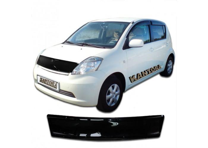 Дефлектор капота Toyota Passo (XC10) 2004-2010 mb