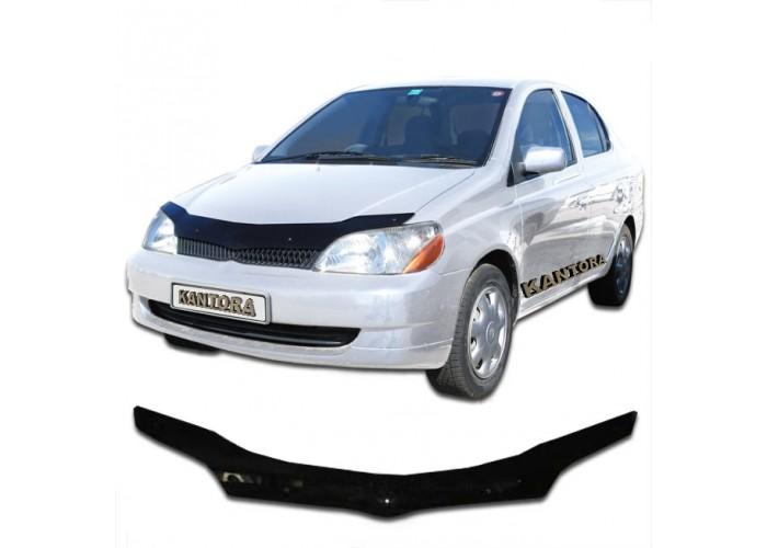 Дефлектор капота Toyota Platz (XP10) 1999-2002 mb
