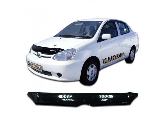 Дефлектор капота Toyota Platz (XP10) 2002-2005 mb