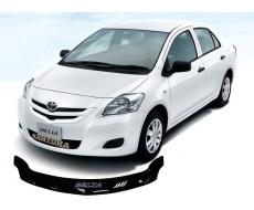 Дефлектор капота Toyota Belta 30 2005-2012 mb