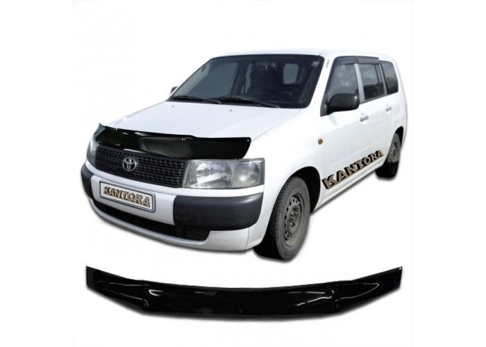 Дефлектор капота Toyota Succeed (XP50) 2002-2014 mb