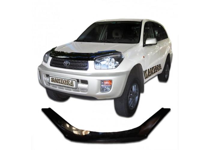 Дефлектор капота Toyota RAV4 (XA20) 2001-2005 mb