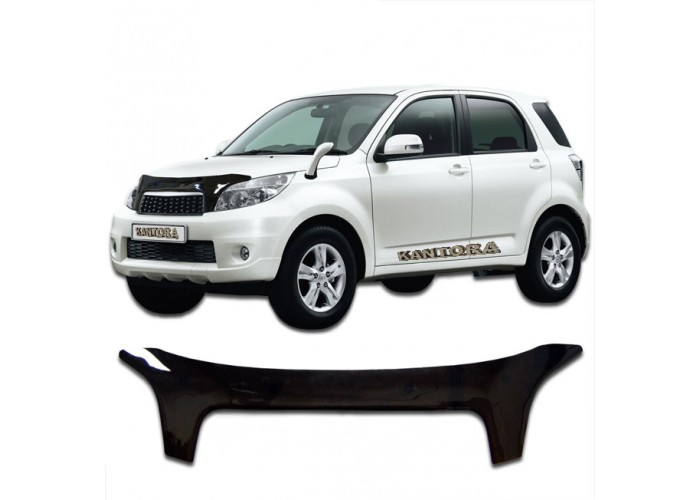 Дефлектор капота Toyota Rush (J200) 2006-2016 mb