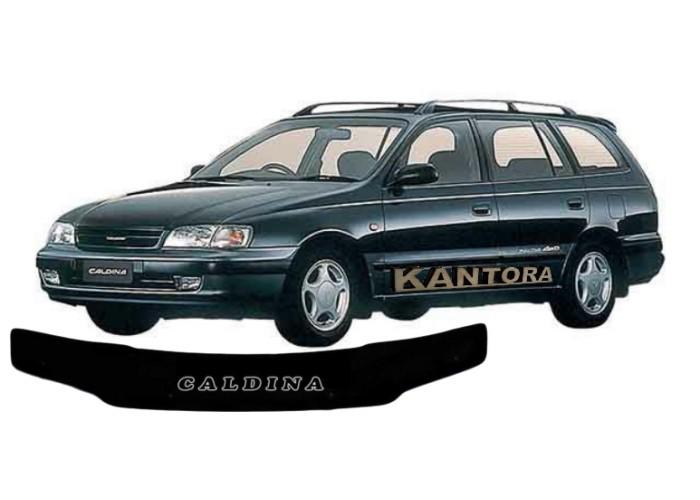 Дефлектор капота Toyota Caldina T190 1992-2002 mb